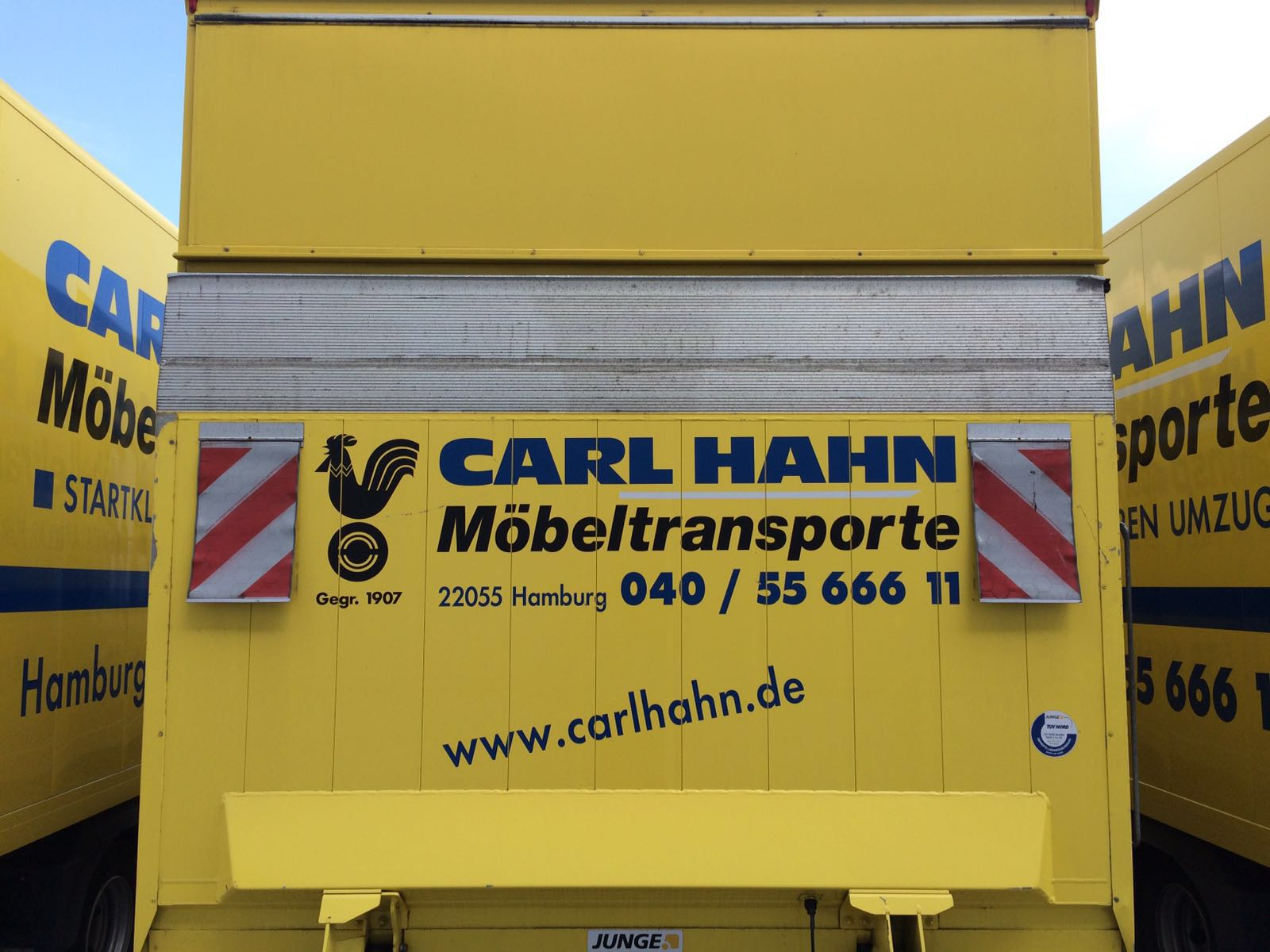 umzug hamburg carl hahn m beltransporte gmbh. Black Bedroom Furniture Sets. Home Design Ideas